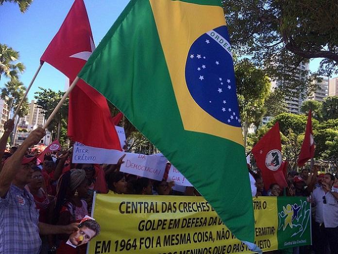 Participa Lula en Jornada Nacional en Defensa de la Democracia