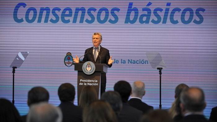 Los anuncios de Macri en Argentina