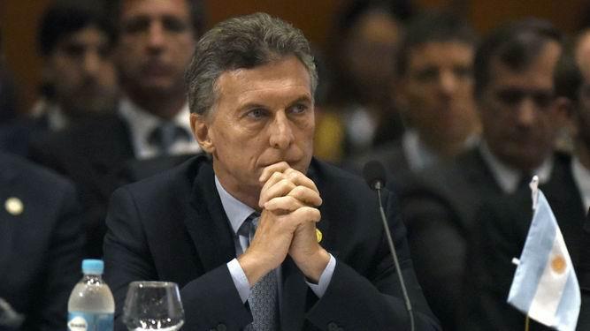 Mauricio Macri indiferente a negociar sobre Islas Malvinas (+Audio)