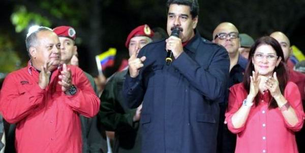 The PSUV Party Wins in Venezuela