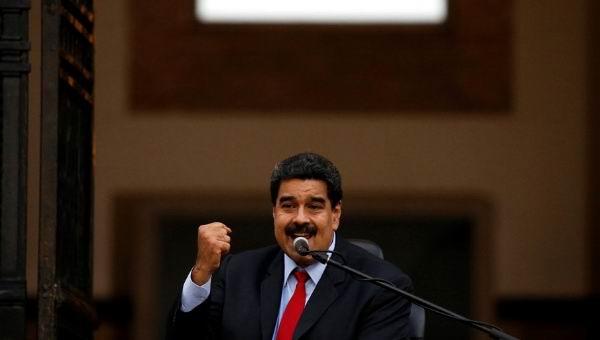 Nicol�s Maduro: campa�a medi�tica pretende justificar un ataque contra Venezuela