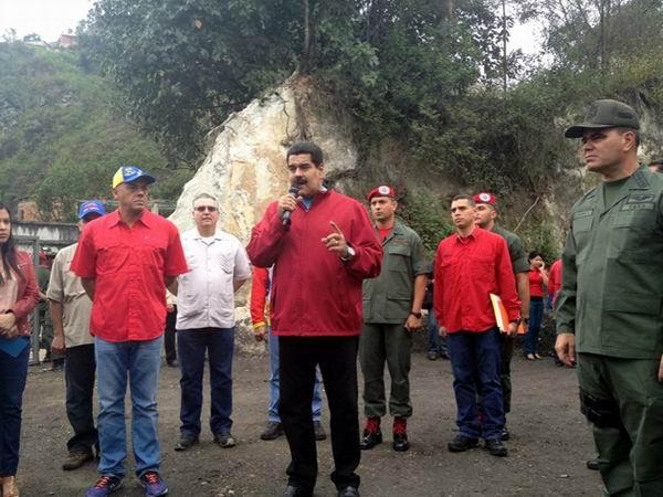 Ordena Maduro revisar nexos con Espa�a por injerencia de Rajoy