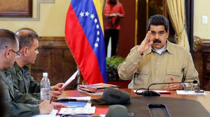 Aprueba Nicol�s Maduro nuevas medidas para mejorar abastecimiento en Venezuela