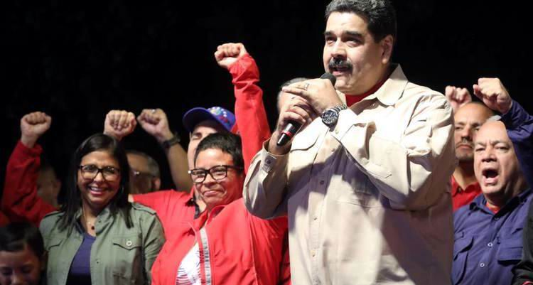 Over 90 percent of Mayor's Offices won by the Bolivarian Movement