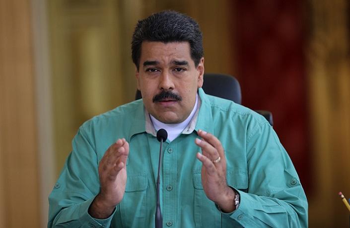 Maduro rechaza política injerencista de EE.UU