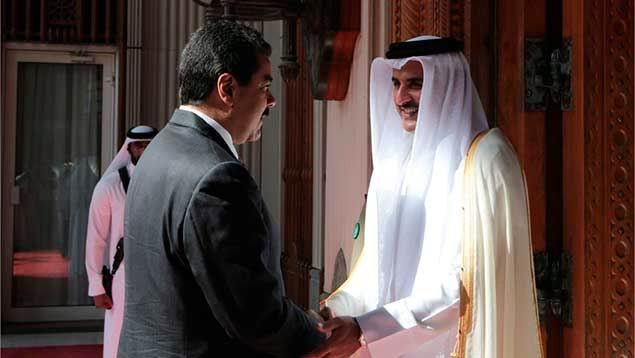 Venezuela y Qatar consolidan nexos bilaterales