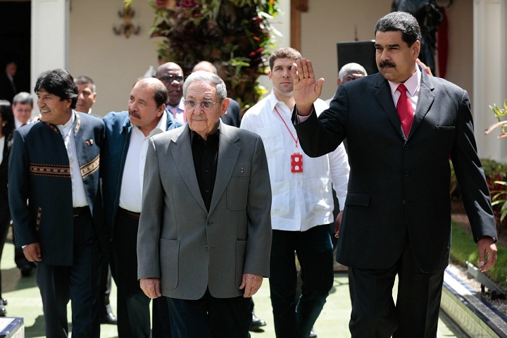 Raul Castro: Crucial battle for sovereignty is waged in Venezuela