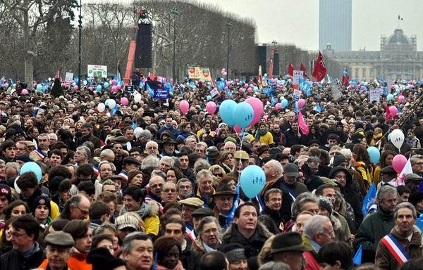 Francia contra el terrorismo