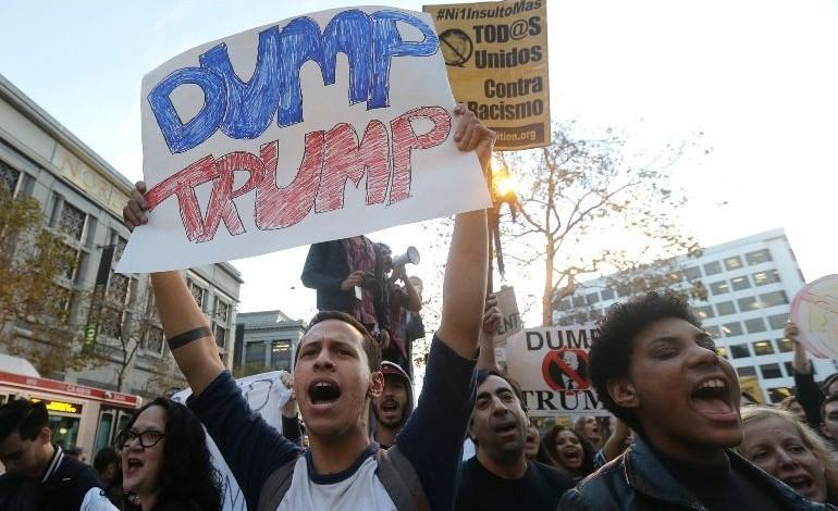 Pierde Trump primera prueba electoral, a un año de su elección