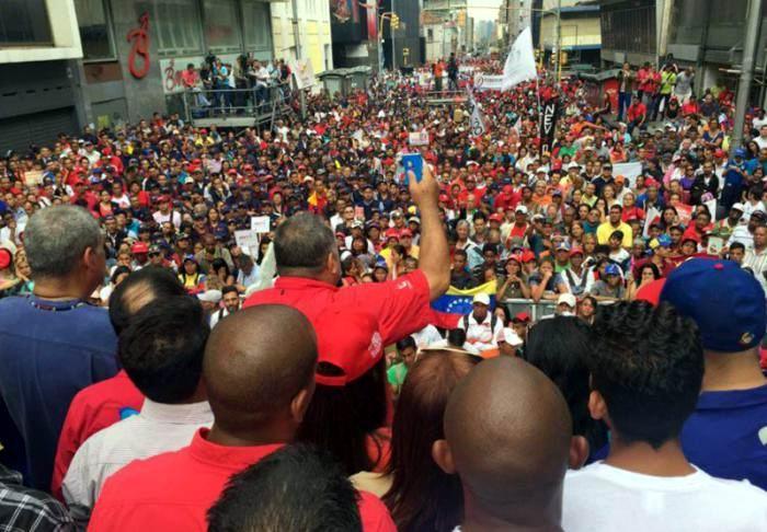 Movimientos sociales en Venezuela marcharán en favor de la Constituyente