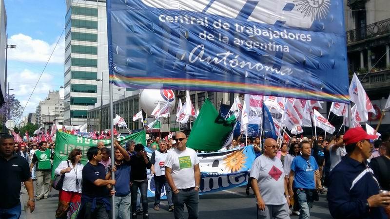 Jornada Continental en Defensa de la Democracia y contra el Neoliberalismo en Uruguay