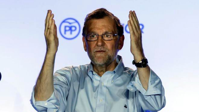 Partido Popular Party Wins Elections in Spain