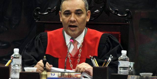 Presidente del TSJ de Venezuela rechaza hechos violentos en el Palacio Federal (+Audio)