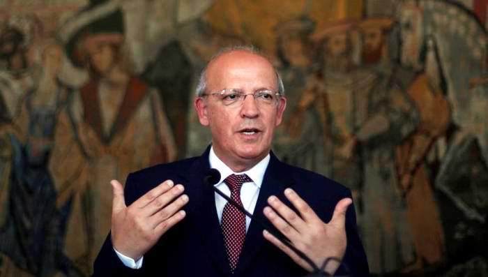 Canciller portugués transmite sus condolencias por deceso de Fidel