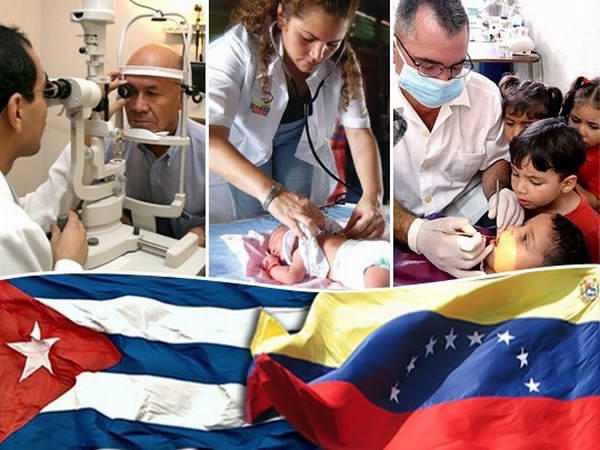 Cuban cooperants will continue working in Venezuela