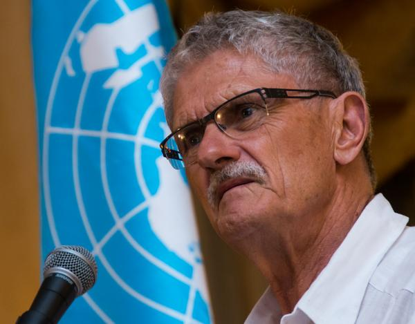 The UN Acknowledges Cuba�s Example in Sustainable Development