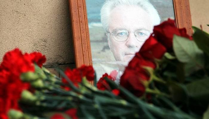 Medios rusos hablan de posible envenenamiento de Vitali Churkin