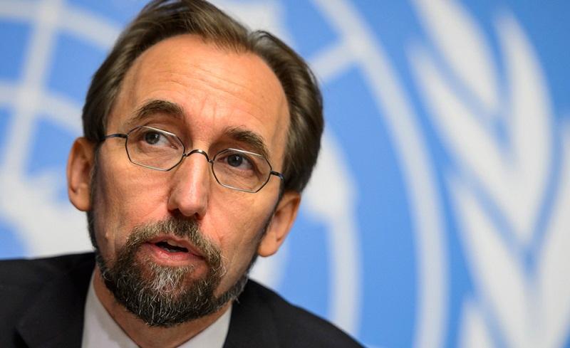 Critica alto comisionado de la ONU práctica migratoria de Trump