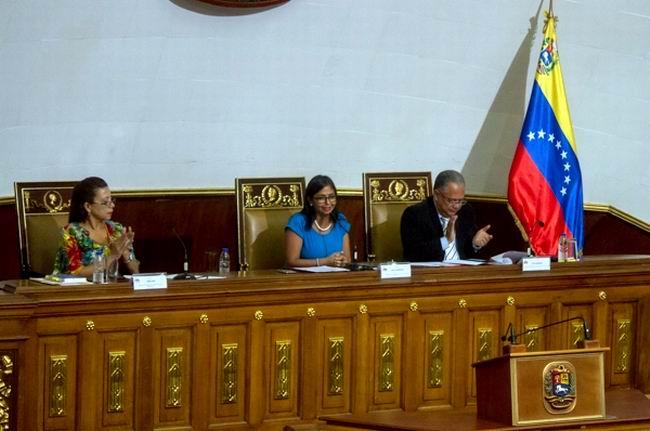 Asamblea Nacional Constituyente de Venezuela nombrará nueva directiva