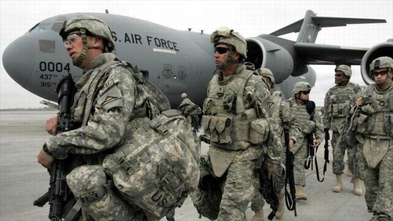 Comienzan ejercicios militares entre Estados Unidos y Argentina