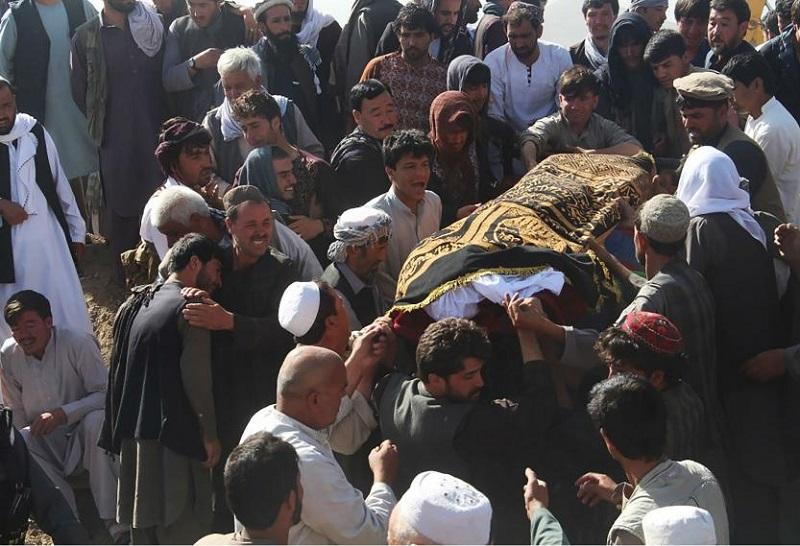 Aumenta cifra de muertos por atentados en Afganistán
