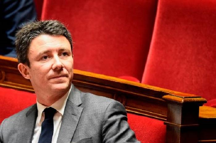 Benjamin Griveau, portavoz del gobierno francés