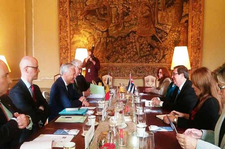 Cuban Foreign Minister Begins European Tour