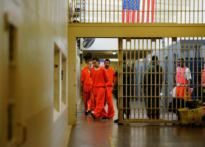 The Reality in Prison Centers of the United States