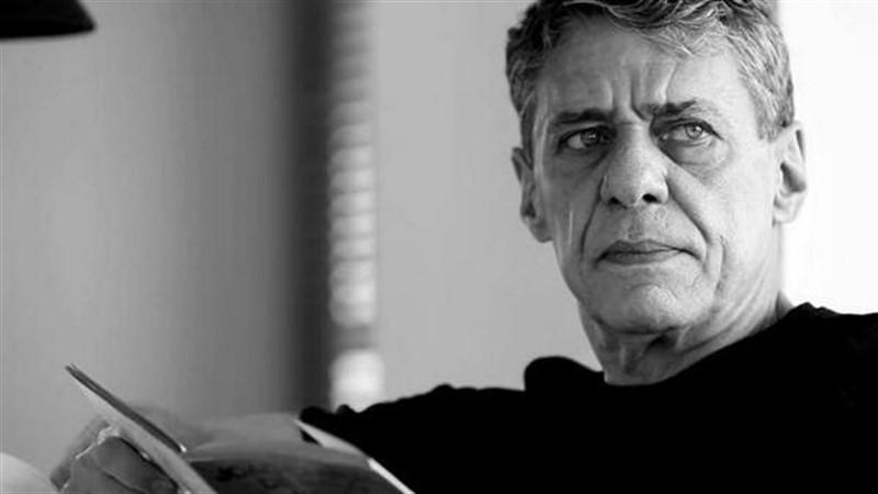 Chico Buarque, escritor y músico brasileño