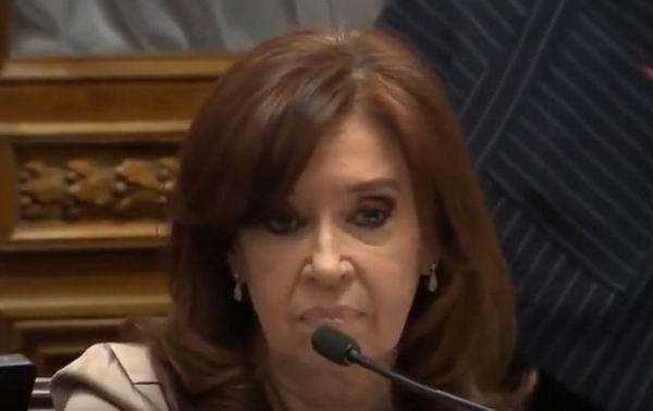 Cristina Fernández: el fiscal pidió mi detención por frenar el tarifazo