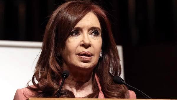 Cristina Fernández, expresidente y actual senadora argentina