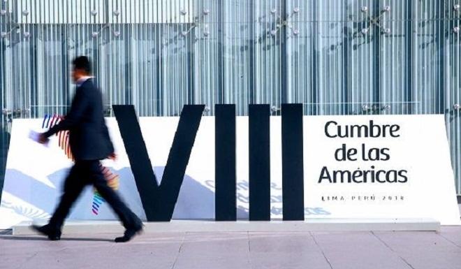 Cumbre de las Américas: En Lima, Presidentes y Jefes de Gobierno