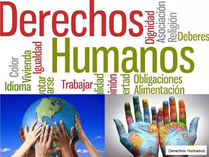 ¿Qué hacer para que todos los seres humanos en el mundo tengan derechos?