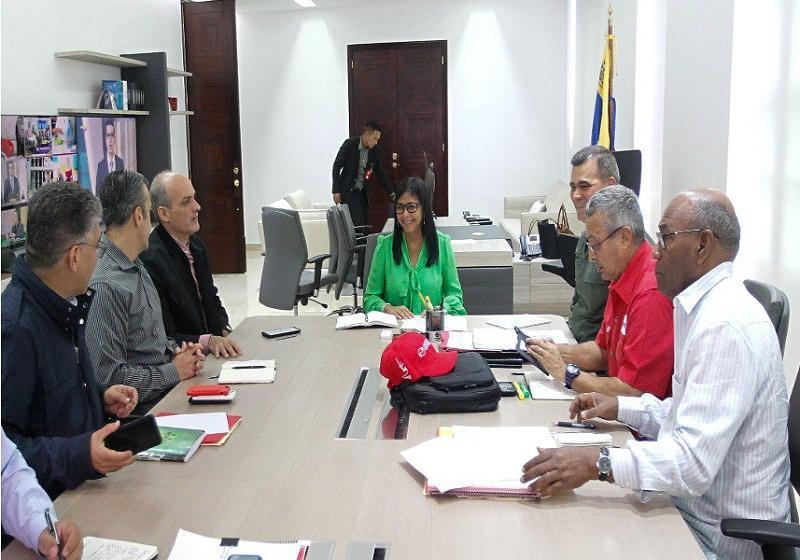 Venezuela por el desarrollo económico, de producción y precios