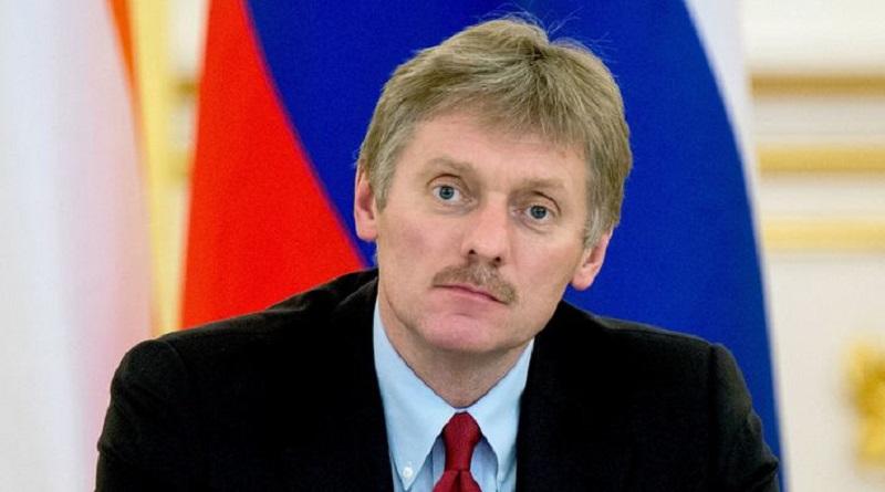Dimitry Peskov, portavoz del Kremlin