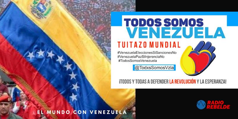 Desde Cuba, también somos Venezuela