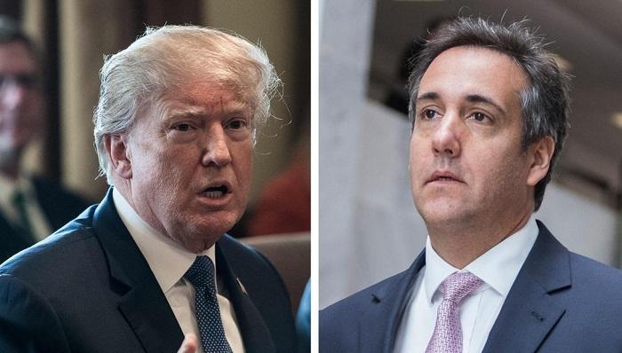 Podría agravarse disputa entre Donald Trump y su ex abogado personal