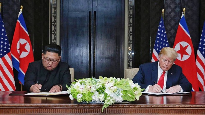 Cumbre Trump-Kim: avanza la diplomacia entre EE.UU. y Norcorea