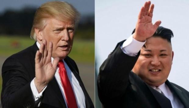 Proclama Trump que Corea del Norte ya no es una amenaza nuclear