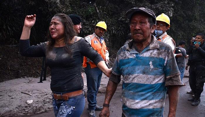Envía Díaz-Canel condolencias a Guatemala después de erupción volcánica
