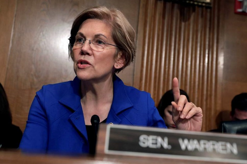 Anuncia demócrata Elizabeth Warren su precandidatura presidencial