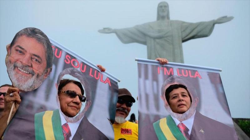 Nueva encuesta da a Lula como líder absoluto en próximas elecciones