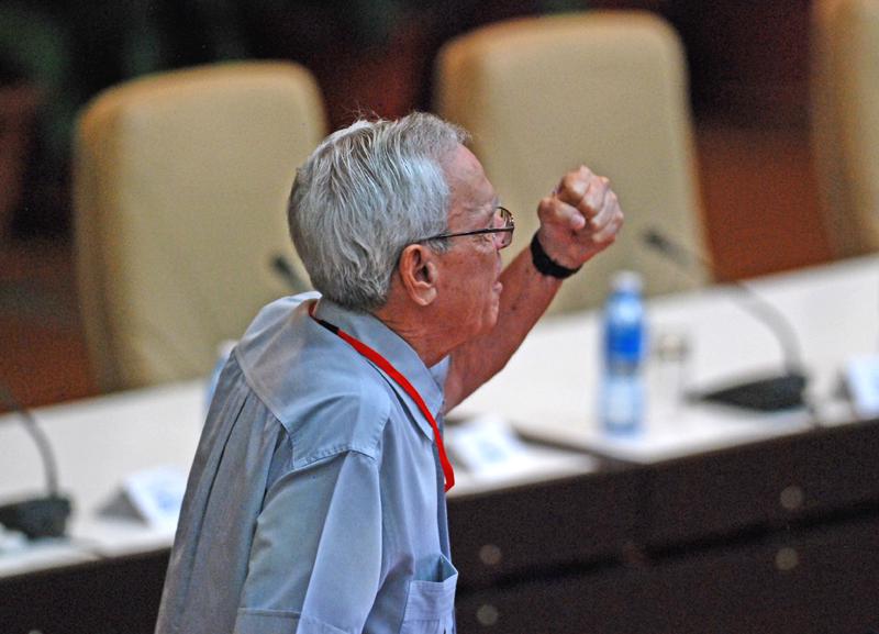 Eusebio Leal: No se trata de sobrevivir, sino de triunfar