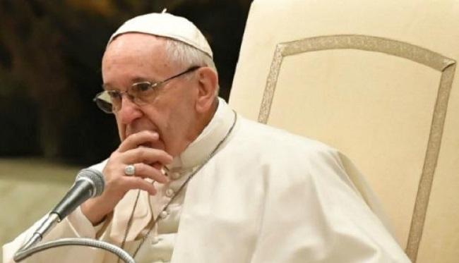 El papa preocupado por situación judicial de Lula, CFK y Correa