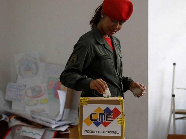 Gana el Partido Socialista Unido de Venezuela los comicios municipales