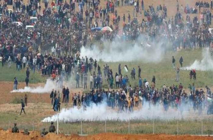 Difunden video sobre asesinato de joven palestino por francotirador