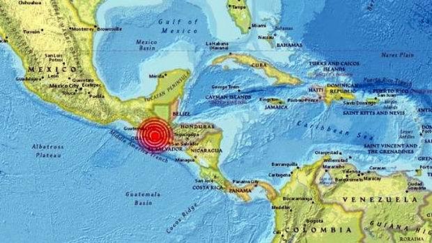 Sismo de magnitud 5.6 sacude a varias regiones de Guatemala