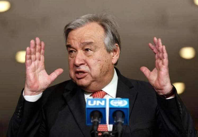 Lamenta la ONU retiro de EE.UU. del Consejo de Derechos Humanos