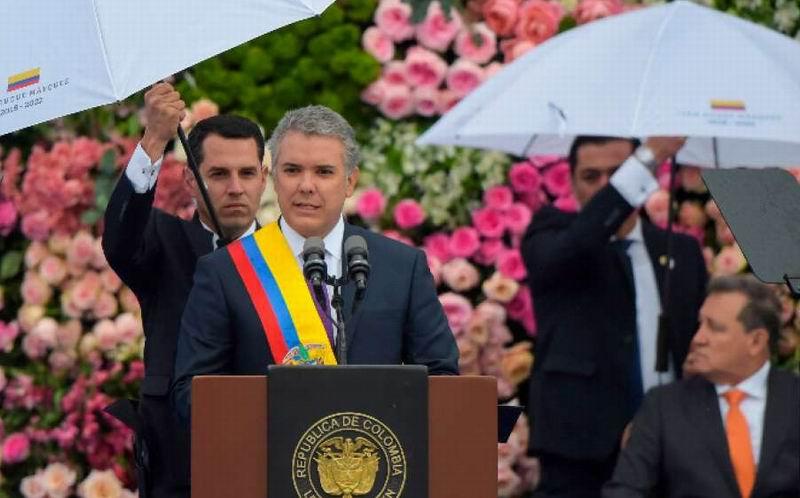 Nuevo Presidente colombiano endurecerá condiciones en Diálogos de Paz