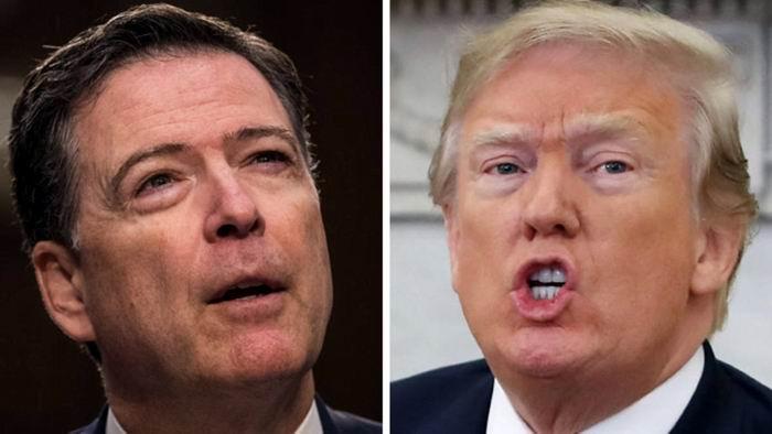 James Comey: Trump es moralmente inadecuado para su cargo